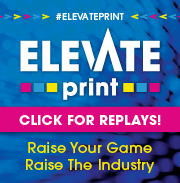 Elevate Print is an online print industry event